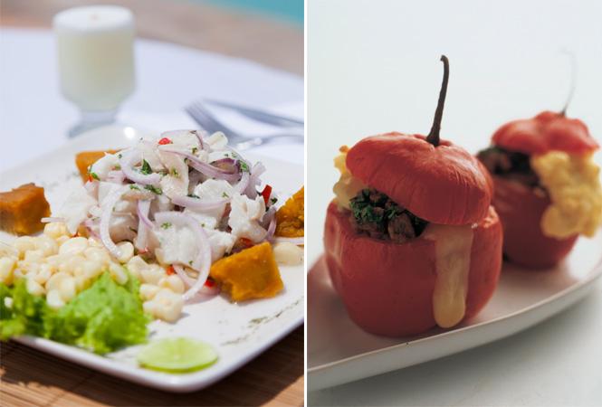 ヒルトン東京「チェッカーズ」でペルーのおいしい料理と文化を堪能!