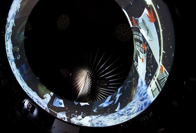 「ドン ペリニヨン」×山口晃氏×GAINAXによる魅惑の映像作品が公開