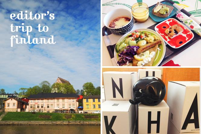 北欧のかわいいに出会う旅! 4泊6日で行く夏のフィンランド
