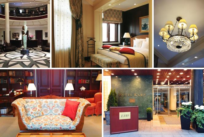 KAMP or GLO 旅の拠点に選びたい居心地のいいホテル