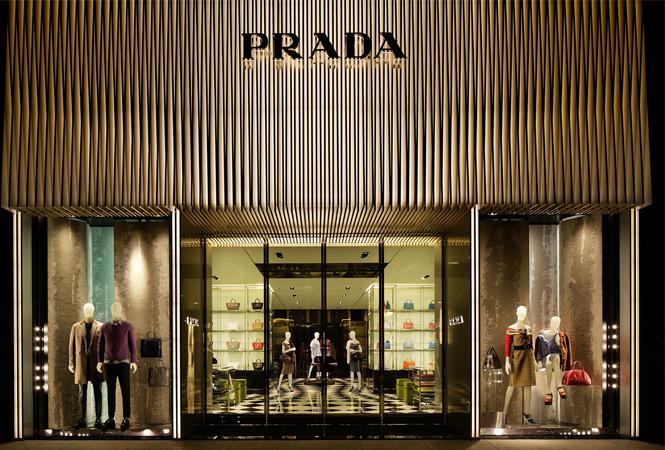 PRADAの大型旗艦店が大阪・心斎橋にNew Open!
