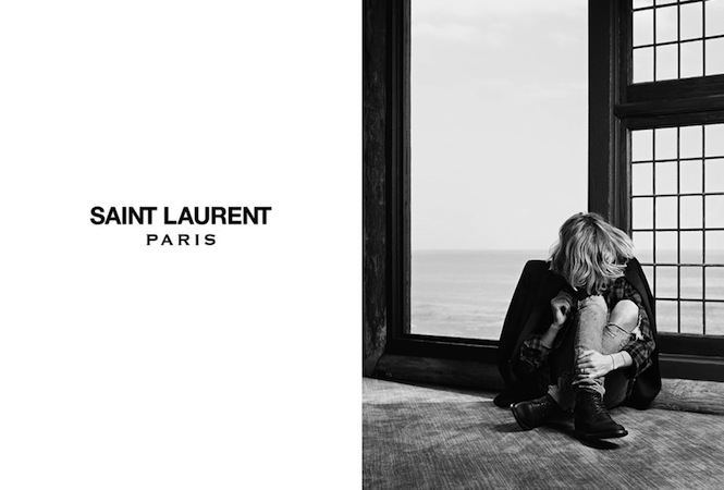 エディ・スリマンによる「SAINT LAURENT」メンズコレクションが遂に発売