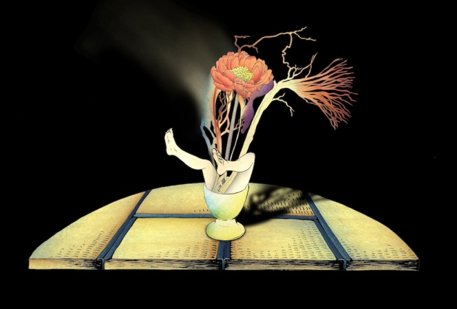 森下真樹と束芋が共に構想した舞台作品『錆からでた実』を発表