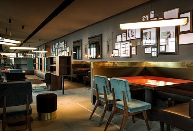 ディースクエアードが手掛けるレストラン「Ceresio 7」がミラノに誕生