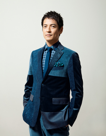 Numéro TOKYO 2013年12月号掲載
