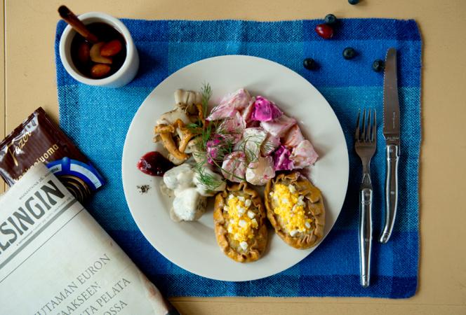 朝ご飯で世界旅行! 11月12月はフィンランドへ