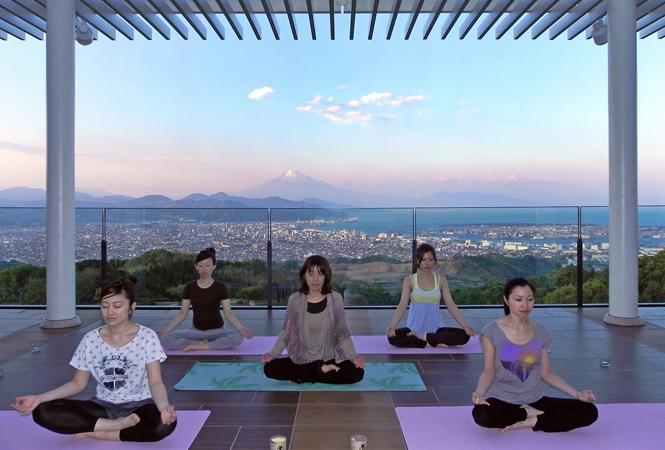 お正月太りを解消!日本平ホテルの期間限定デトックスプラン
