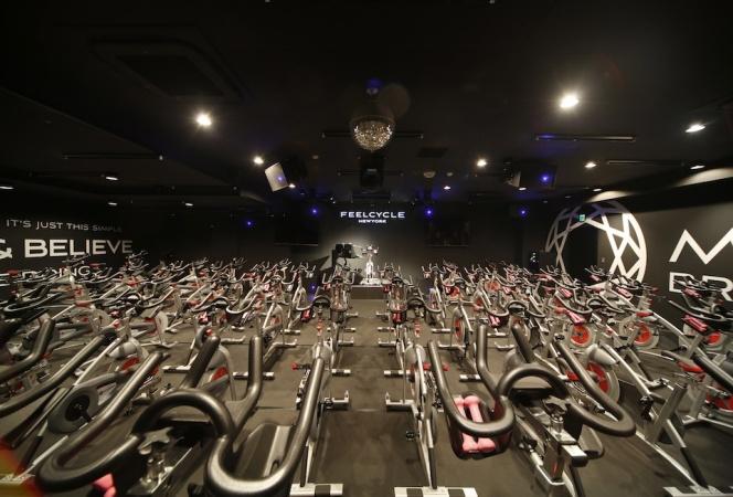 ハリウッドセレブを魅了するバイクエクササイズ専門店「FEELCYCLE」が、新店舗を連続オープン