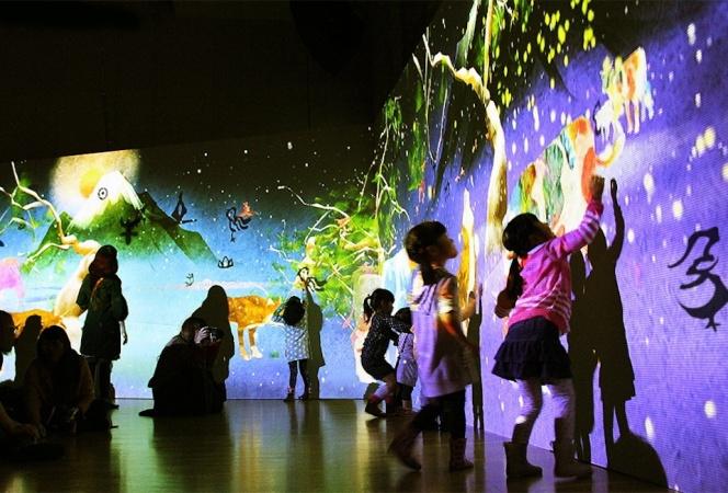 チームラボによる大規模展覧会『チームラボと佐賀 巡る!巡り巡って巡る展』が佐賀で開催
