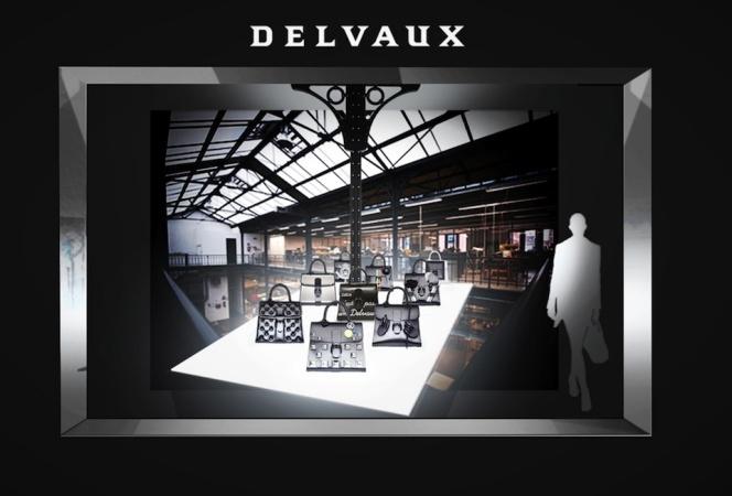 世界最古のラグジュアリーレザーグッズブランド、デルヴォーのギャラリーがオープン