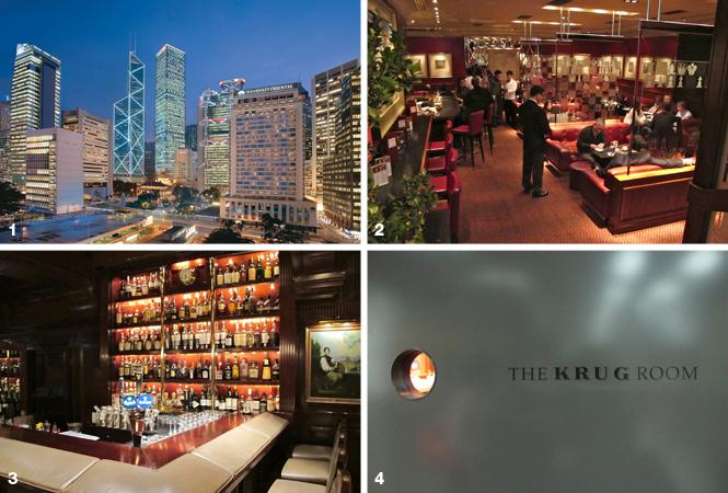 hongkong & london