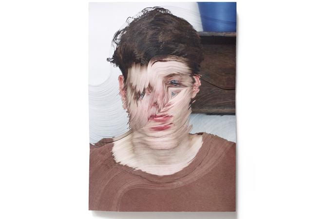 恵比寿「ギャラリー ここ」2年ぶりの展覧会にNerholが登場