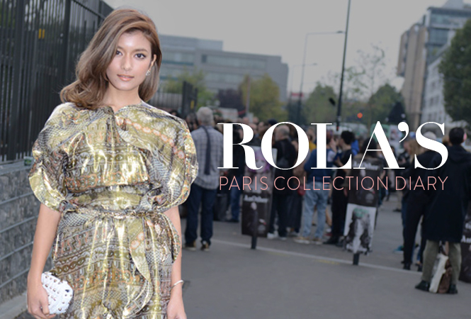ROLA in Paris