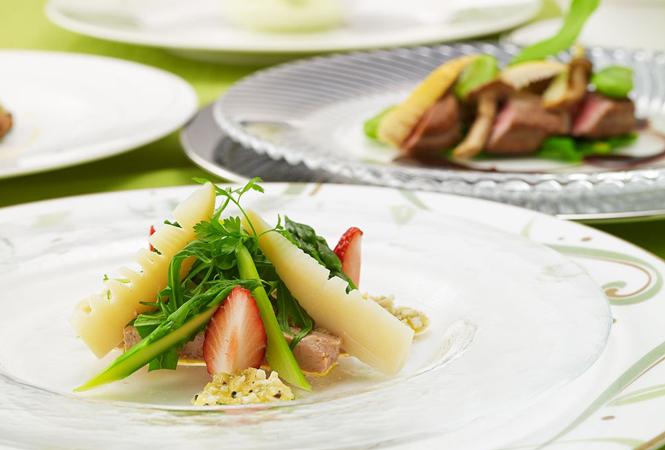 女性限定! 京野菜フレンチと日本酒のマリアージュを堪能できるイベントが開催