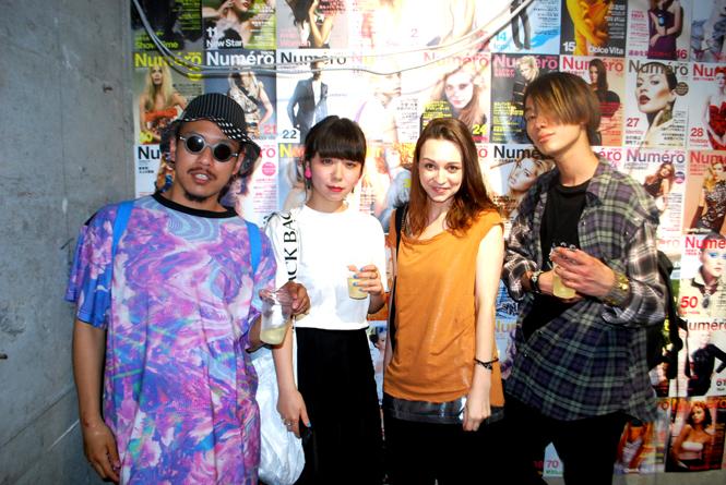 AMBUSH®×Numéro TOKYO