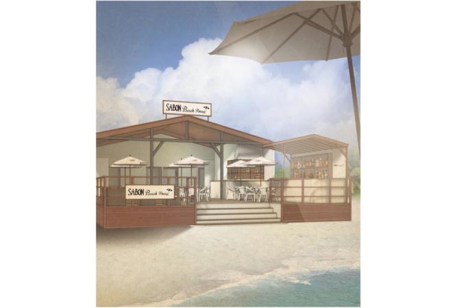 "SABONが鎌倉に海の家""SABON Beach House""を期間限定オープン"