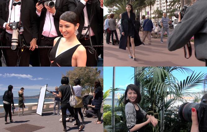 あのドレス姿も!「長澤まさみ カンヌ映画祭ナイト&デイ」ムービープラスにて放映
