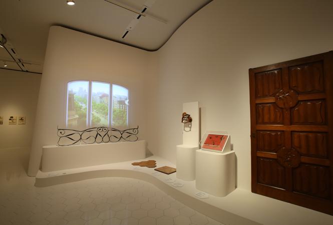 『SLAM DUNK』の井上雄彦とスペインの至宝・ガウディとのコラボレーション展