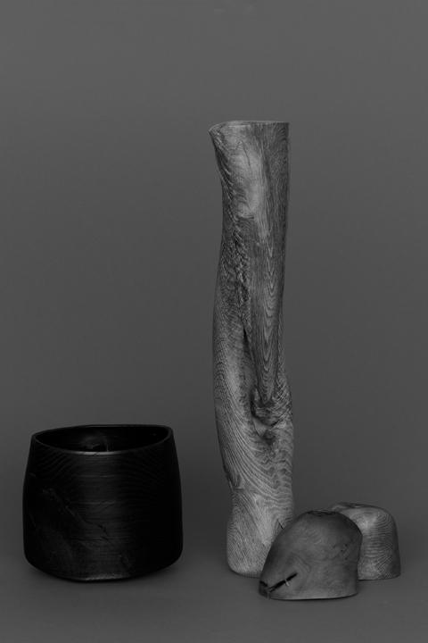 A&Sのギャラリーにて木の芸術「エルンスト・ガンペール展」開催