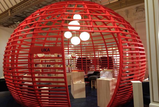 日本の高いネイル技術を世界に!「uka(ウカ)」が『ル・ジャポン・リヴ・ゴーシュ展』に参加