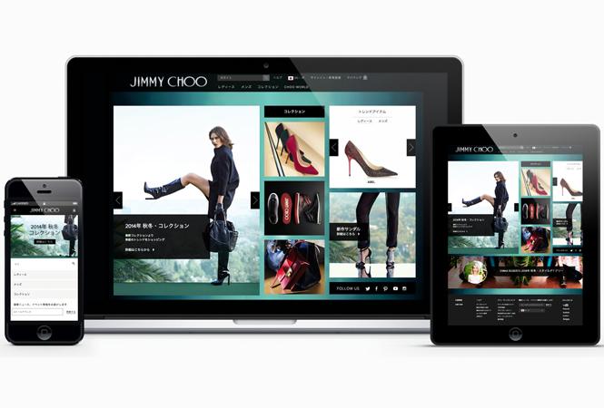 「JIMMYCHOO.COM」オープン! 10万円分のショッピング体験が当たるかも?!