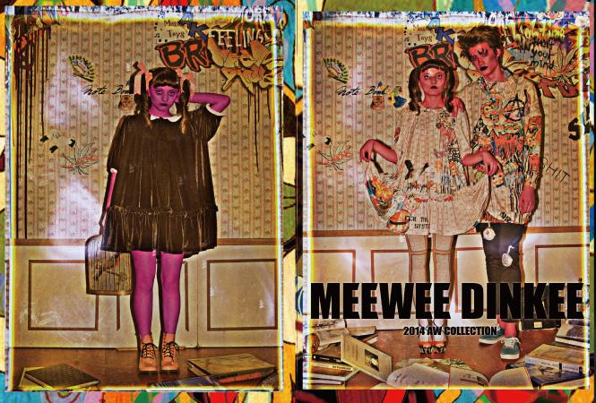 TORICOが手がけるブランド「Meewee Dinkee」のポップアップショップ