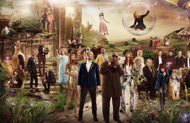 BBCのチャリティー・ソングに1D、ファレル・ウィリアムスら豪華アーティストが大集合!