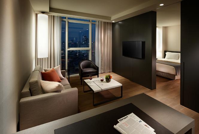 ソウルの江南エリアにスタイリッシュなラグジュアリーホテルがオープン!
