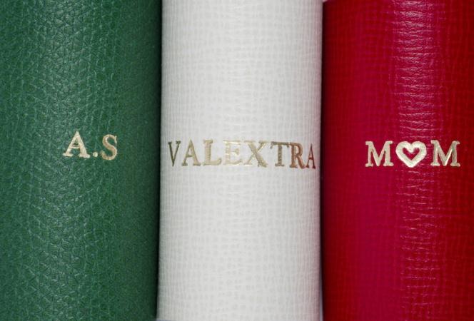 ヴァレクストラが期間限定スペシャルギフト&イニシャル無料刻印サービスを実施中