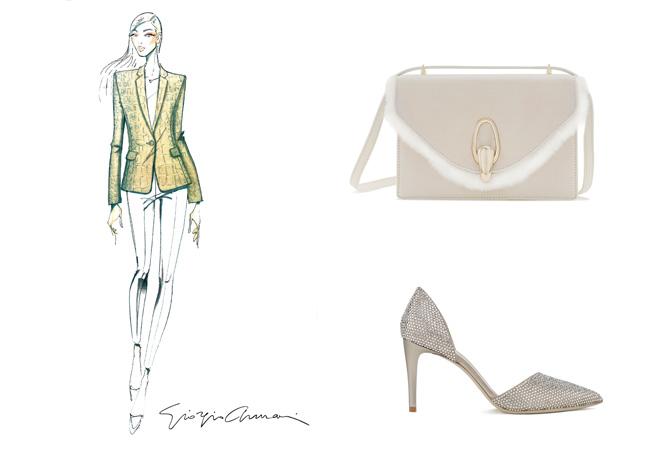 ジョルジオ アルマーニより淡く美しいカラーリングの新コレクションが誕生