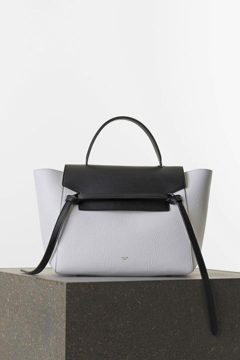 CELINEより「Belt Bag」新色ホワイトが先行発売