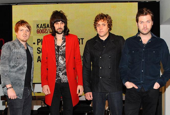 カサビアン、NMEアワードで最多ノミネート!