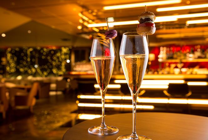 2500円でスパークリングワイン飲み放題のプランがヒルトン東京「ZATTA」でスタート