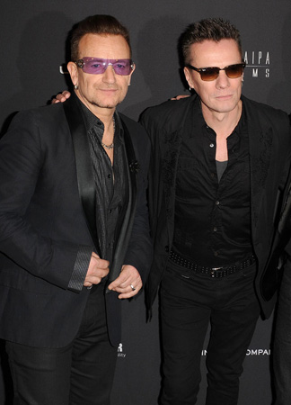 U2、来年ワールドツアーを敢行へ