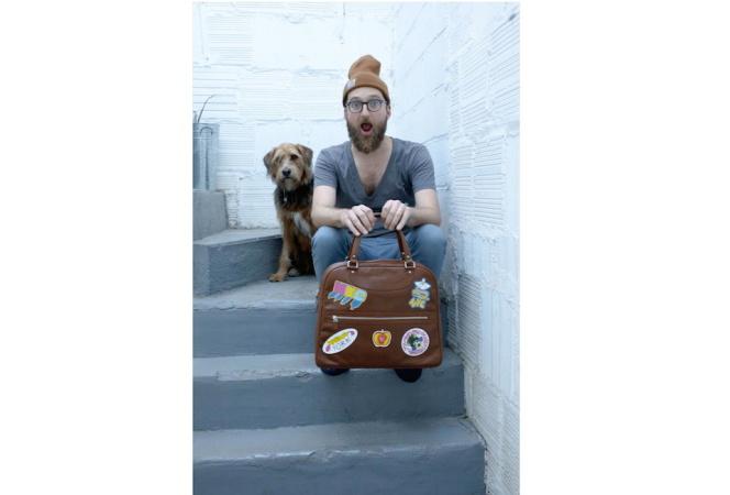 「旅するJACQUES LE CORRE」第2弾の舞台はN.Y.! マイク・ペリーとのコラボが実現