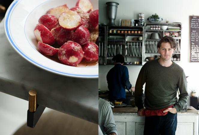 新年のDOWN THE STAIRSのSUPPER CLUBは、コペンハーゲンのシェフが手がける「冬の野菜料理」