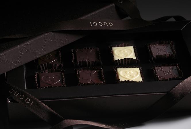 クラス感漂うチョコでハートをキャッチ! GUCCIからスペシャル グッチ チョコレートが発売