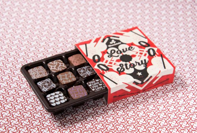 イスラエル発チョコレートブランド「MAX BRENNER」のバレンタイン