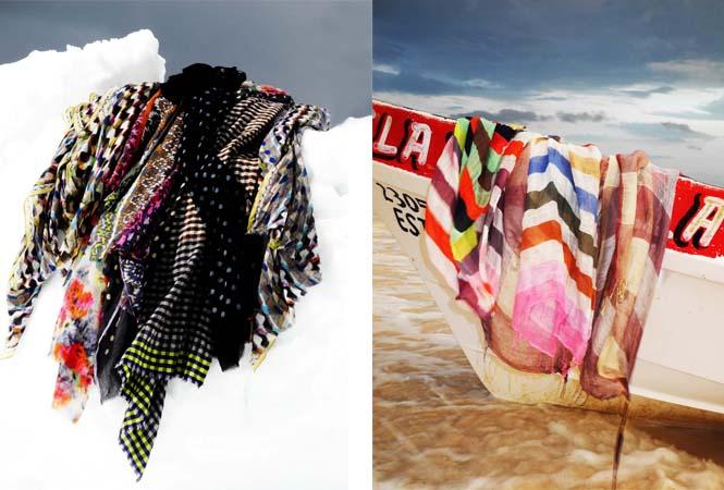 記念スカーフのプレゼントも! パリ発ストールブランドÉPICEの日本一号店がオープン