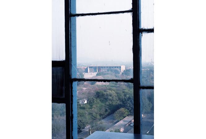 写真家・ホンマタカシの個展『Chandigarh(チャンディーガル)』が開催中