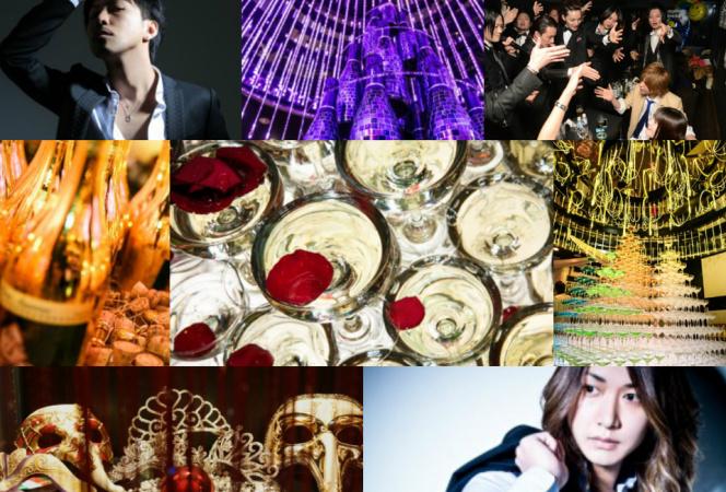 表参道のPASS THE BATONに歌舞伎町のホストクラブが出現?