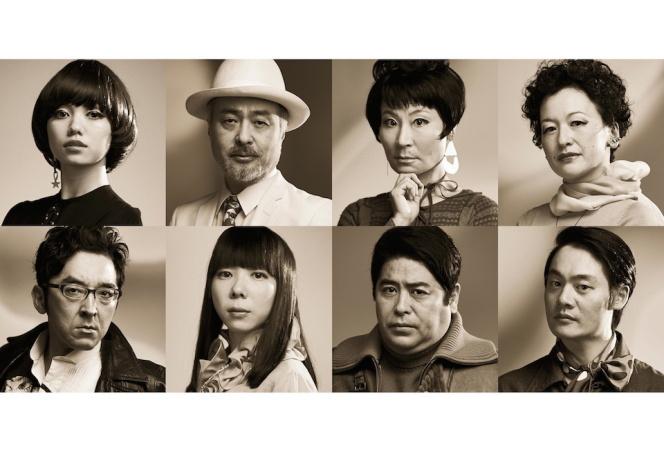 松尾スズキと天久聖一がタッグを組む舞台『不倫探偵 ~最期の過ち~』が公演決定