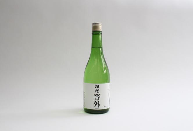山田錦の等外米を使った「獺祭 等外」がパスザバトン丸の内店で限定発売