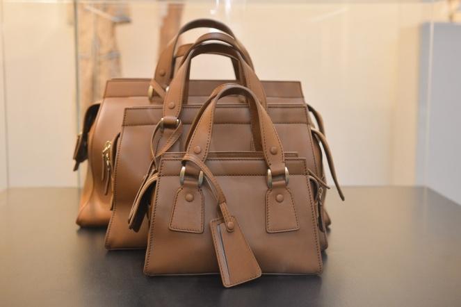ジョルジオ アルマーニから新作バッグ「Le Sac 11」が登場