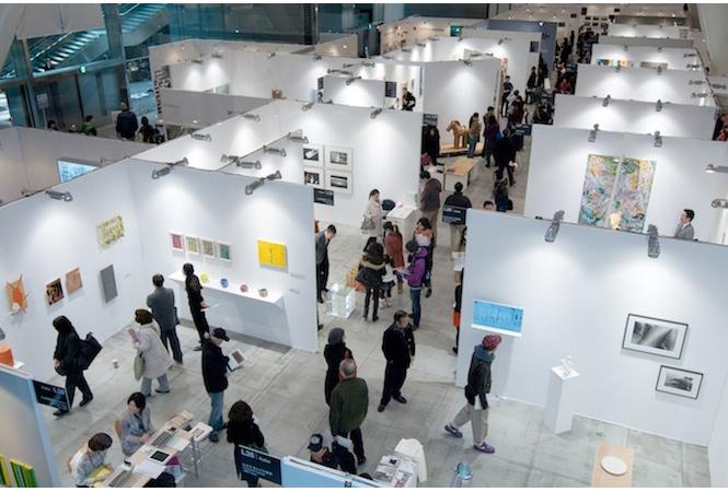 """東京に """"アートの季節"""" 今年も到来!『アートフェア東京 2015』3月20日いよいよ開幕。"""