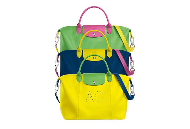 """LONGCHAMPのカスタムオーダーで自分だけの""""It Bag""""をゲット!"""