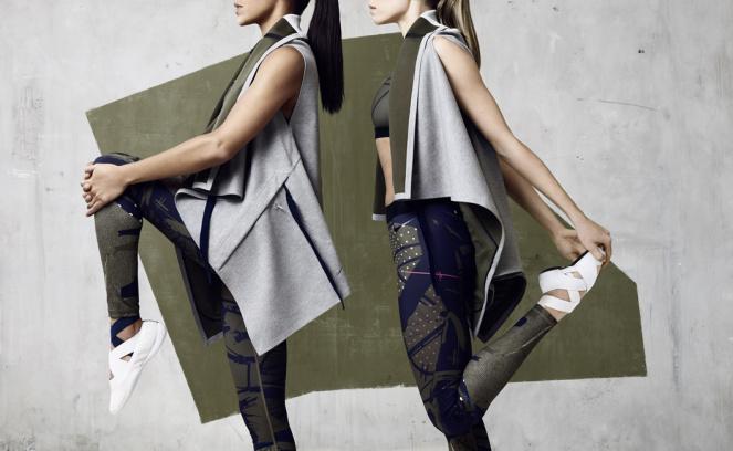 NikeLabとヨハンナ・シュナイダーのトレーニングコレクション発売