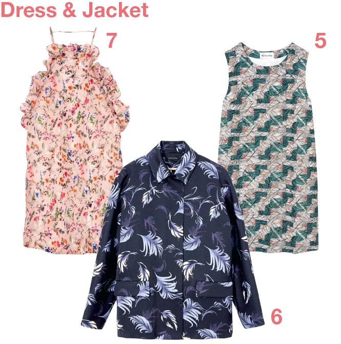 dress & jacket
