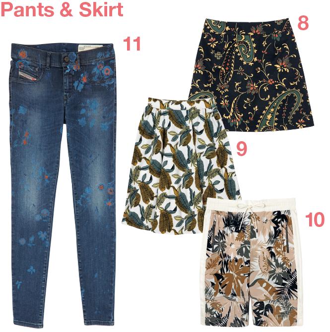 pants&skirt
