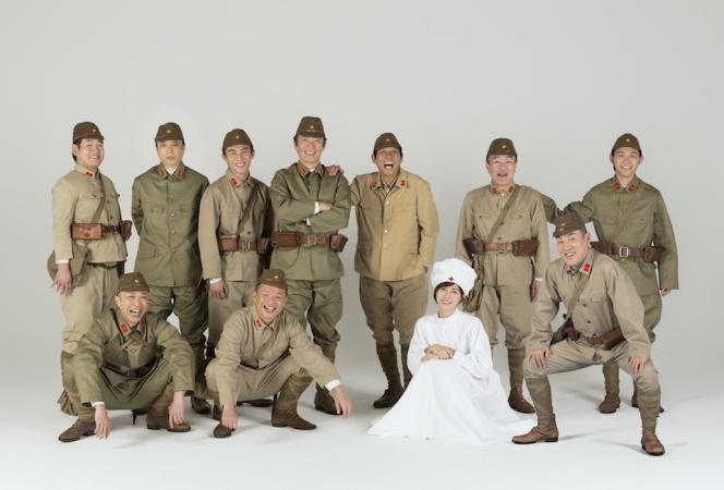 明石家さんまの主演舞台『七人ぐらいの兵士』が15年ぶりに再演!